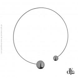 Diva Gioielli Eclisse 17333-005 náhrdelník