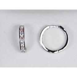 Náušnice kruhy 950042