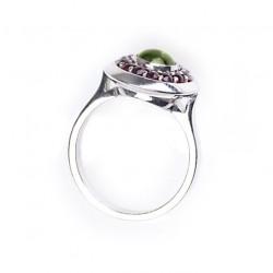 Prsten s vltavínem 6271005