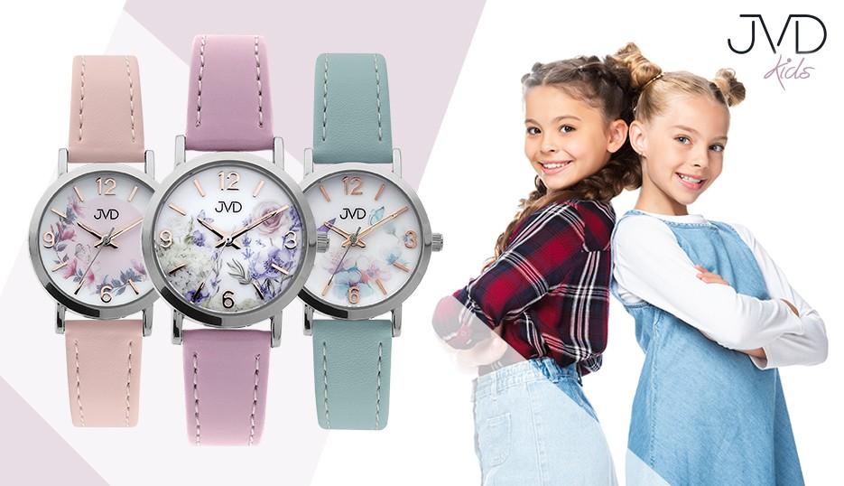 JVD dětské hodinky