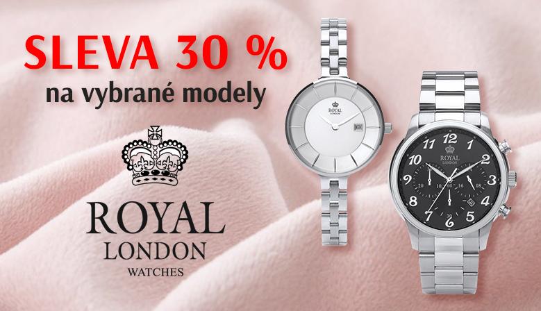 Royal London – slevy