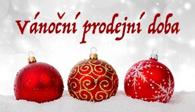 Vánoční prodejní doba
